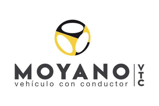 Branding e imagen corporativa de Moyano VTC.