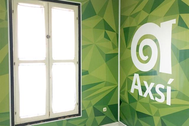 Diseño de espacio de campaña Municipal de Andalucía X sí