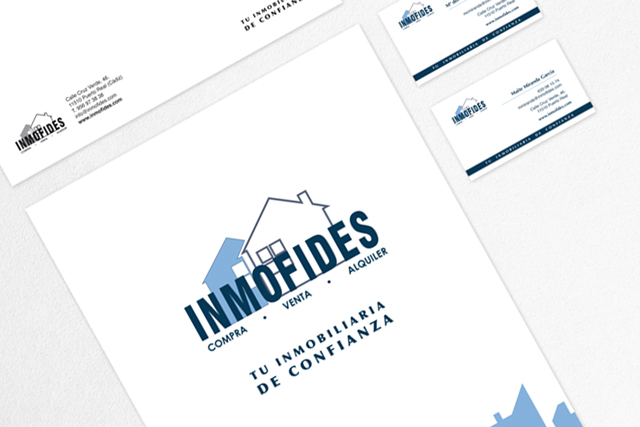 Diseño corporativo inmofides