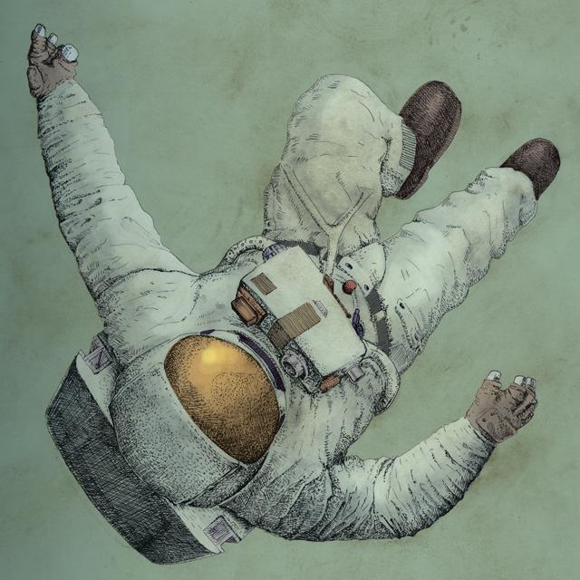 Ilustración el Salto. Exposición conexiones