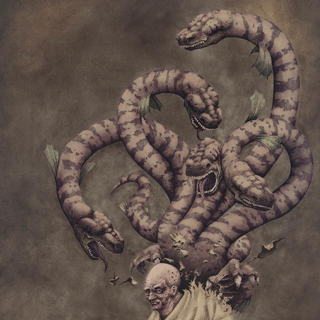 Ilustración El Narrador de Mitos. Proyecto Hercules